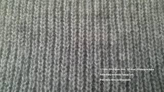 Organic Wool…