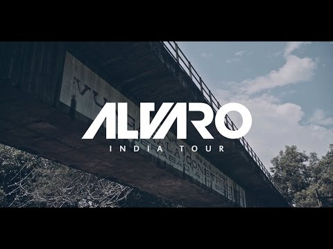 INDIA TOUR 2014 | ALVARO & MC KC JONES
