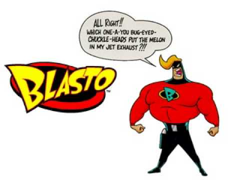 Blasto (PlayStation) - All Voice Acting Clips