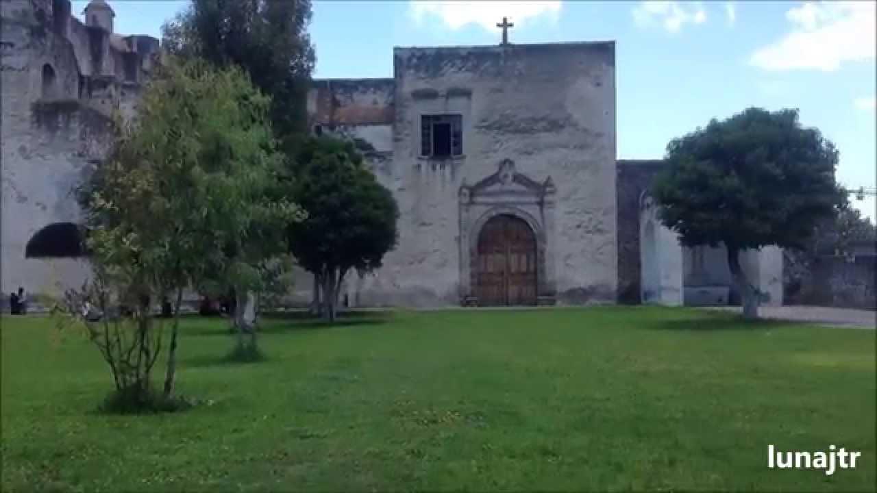 Ex convento de san pedro ap stol villa de tezontepec for Villas de tezontepec