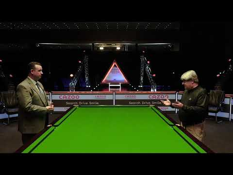 Hello, Semi Final Saturday! | 2021 Cazoo Players Championship Semi Final Preview