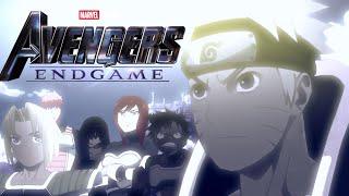 Marvel Studios' Jump Force: Endgame - Official Trailer 2 (parody)