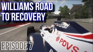 F1 2013 Game | Williams Road To Recovery Episode #7 - (Canadian GP)