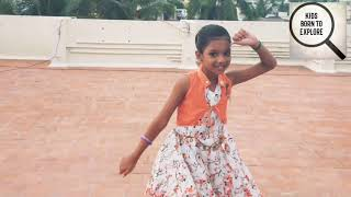 BUTTABOMMA SONG DANCE COVER  KIDS BORN TO EXPLORE