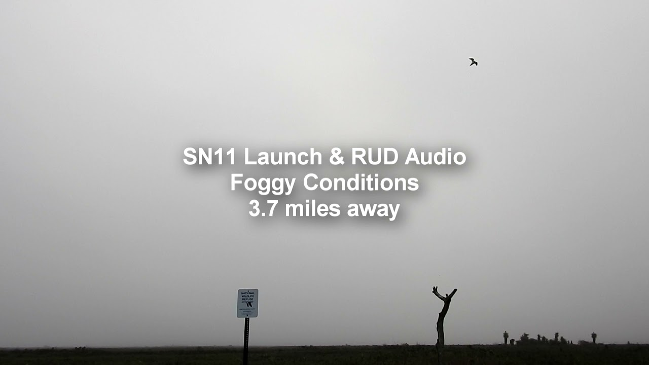 Download SN11 Launch Audio and RUD