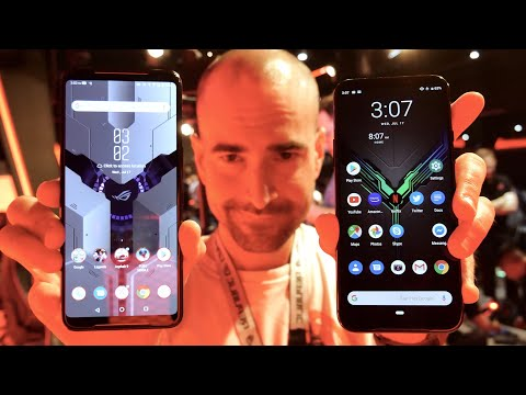 Asus ROG Phone 2 vs Black Shark 2 | Gaming Phone Comparison