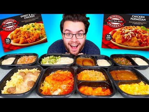 trying-boston-market-frozen-meals!---orange-chicken,-mac-n'-cheese,-&-more-taste-test!