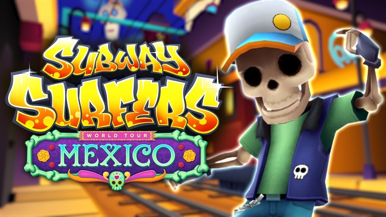 Subway Surfers fun games for Android & iOS