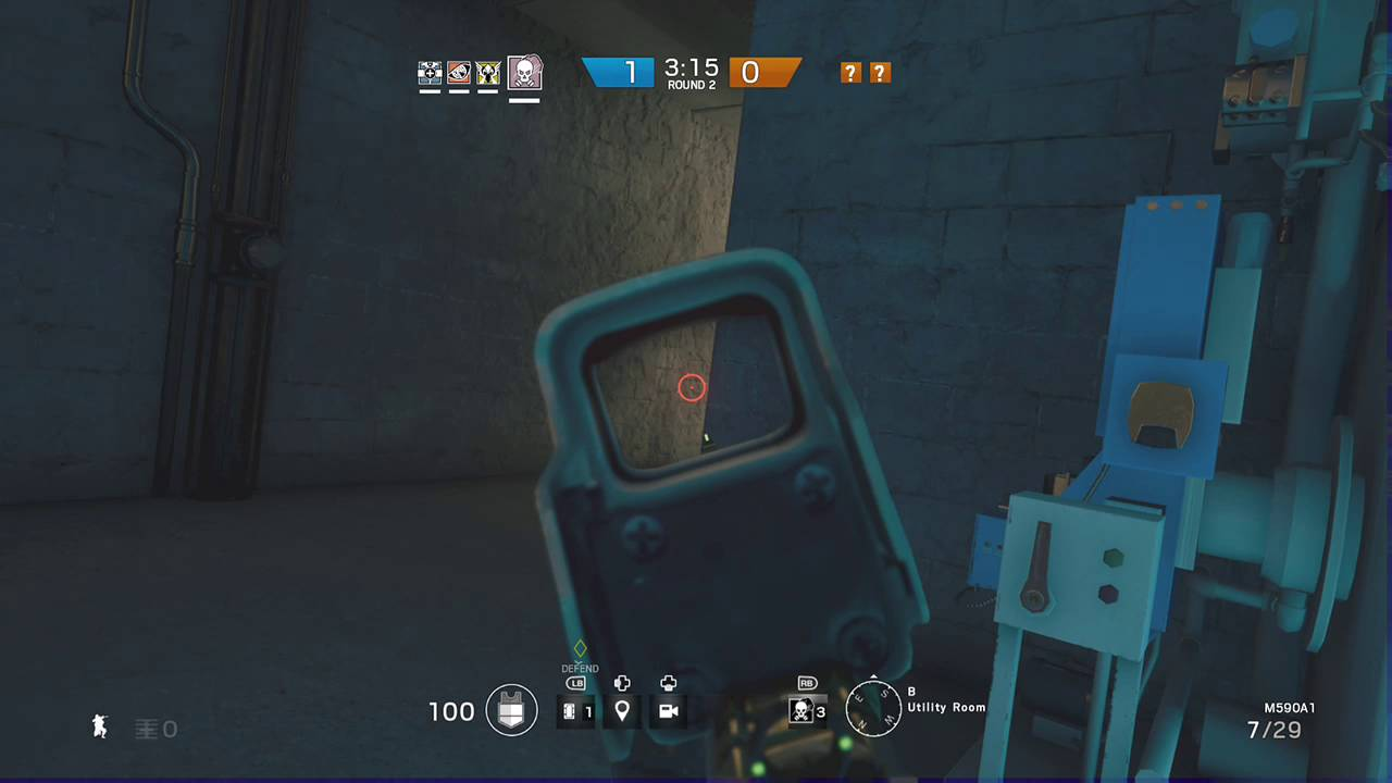 TOM CLANCY'S RAINBOW SIX SIEGE WHEN YOU ARE PULSE
