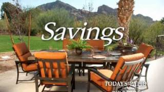 Outdoor Furniture Spring Sale - April 15-24, 2011