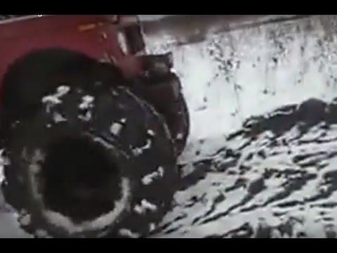 LADA NIVA 4x4 Tuning Off road Test Mud Water Snow Hill Climb