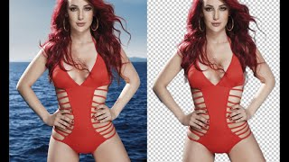 TUTORIAL: Como remover o fundo da foto no Photoshop CS6