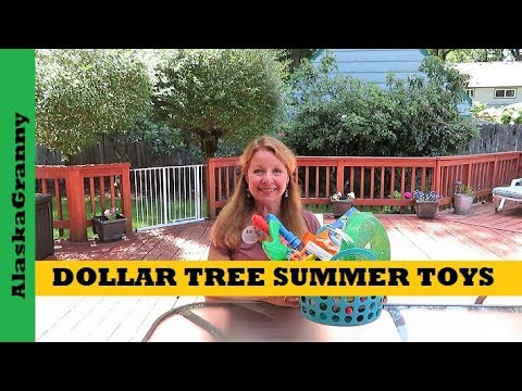 Dollar Tree Toys Summer Beach Pool Sand Toys