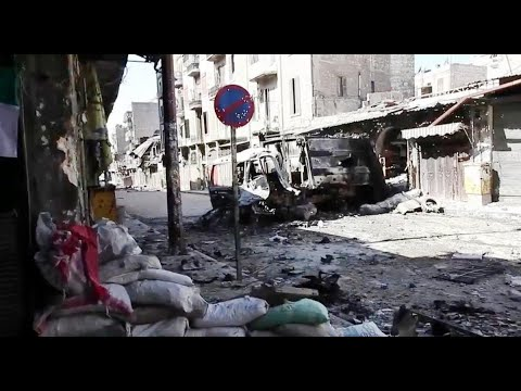 أخبار عربية | النظام السوري يستهدف #جوبر بالغازات السامة  - نشر قبل 6 ساعة