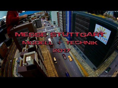 Messe Stuttgart - Modell + Technik 2017