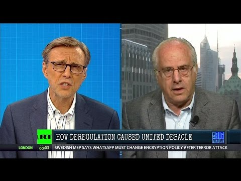 Dr. Richard Wolff - How Deregulation Caused the United Debacle