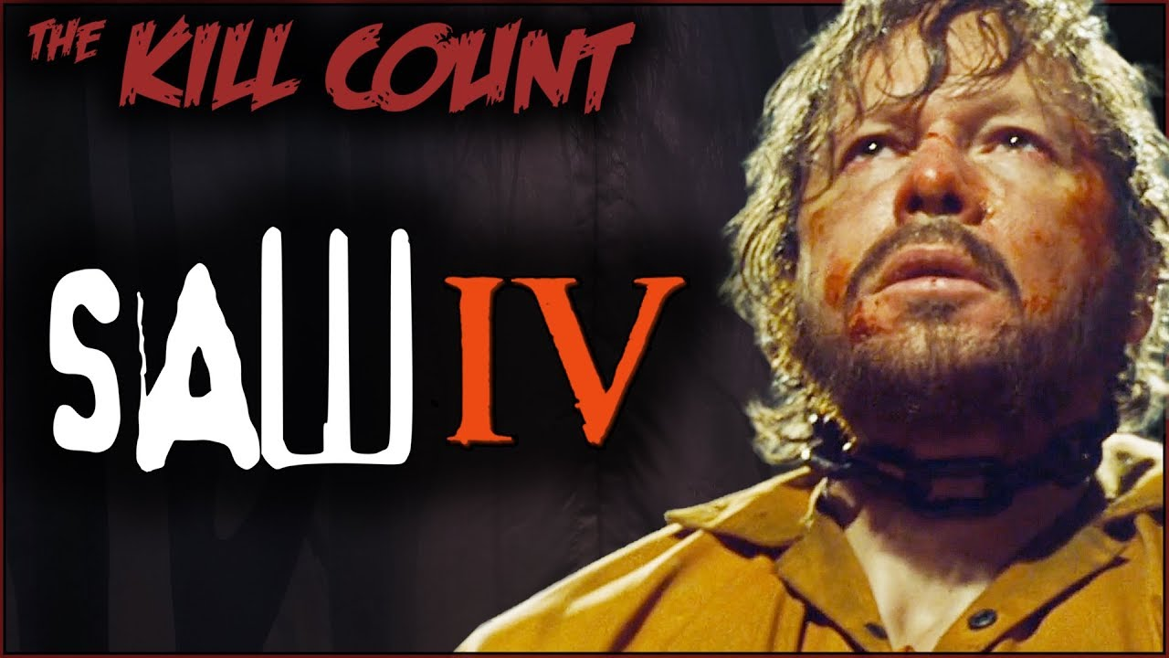 Saw IV (2007) KILL COUNT