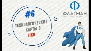 #6 Технологические карты  Обучение iiko
