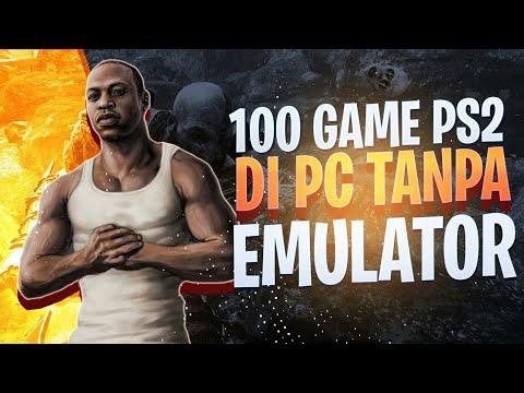 Download 100 Game PS2 Yang Bisa Dimainkan di PC Tanpa Emulator