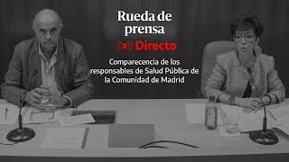 🔴 DIRECTO | La Comunidad de Madrid actualiza las restricciones contra el coronavirus