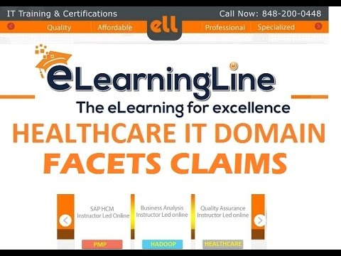 Facets Claims Training Facets Online Demo Tutorials