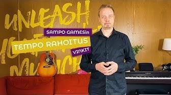 Sampo Gamesin rahoitusvinkit - Tempo rahoitus