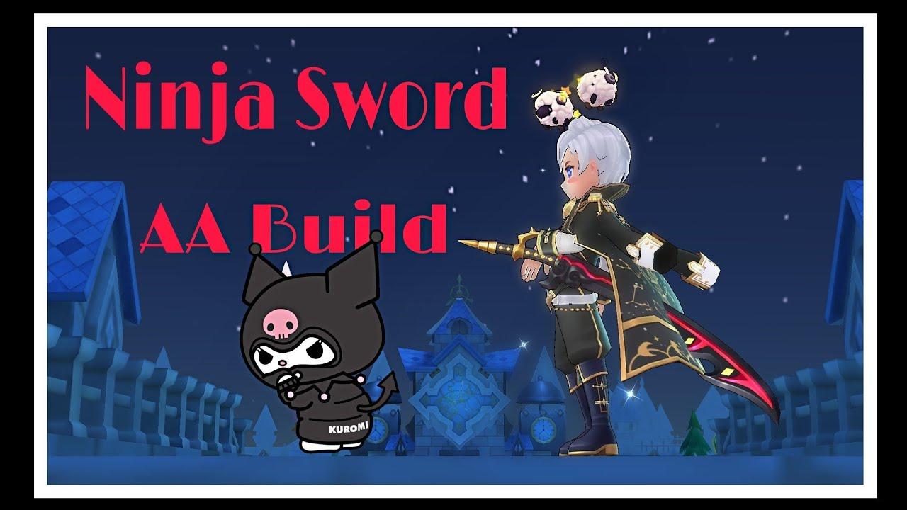 Download Ninja Sword Type AA First steps