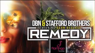 DBN & Stafford Brothers feat Sean Declase - Remedy (Original Mix)  [Flamingo Recordings]