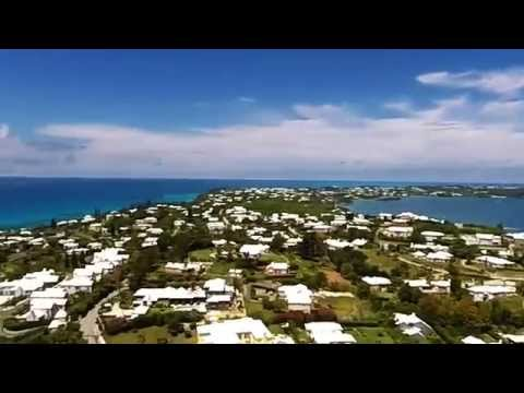 Bermuda - Gibbs Hill Lighthouse. An aerial journey with Phantom 2 drone