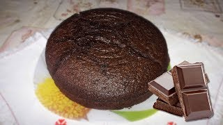 Шоколад на кипятке 🍫. ВКУСНЕЙШИЙ бисквит!