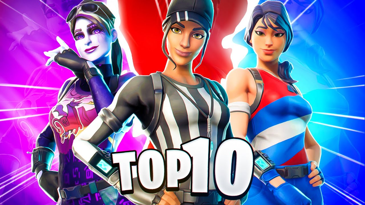 Ranking The TOP 10 BEST CONTROLLER PLAYERS In Fortnite…