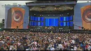 Repeat youtube video The Calling Wherever You Will Go Live party in the park 2002