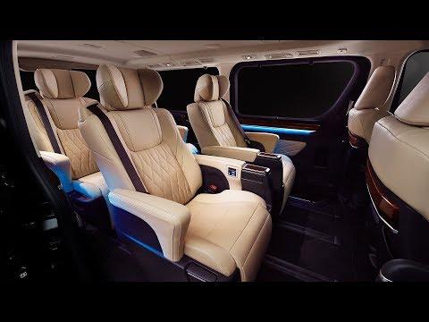 2020 Toyota Granvia & Granvia VX - INTERIOR
