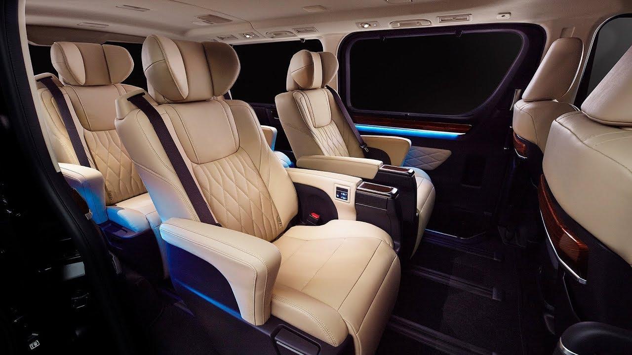 2020 Toyota Granvia Granvia Vx Interior Youtube