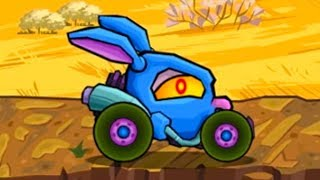 Машина ест машину 3 Car Eats Car Хищные машины #41 Мультяшная игра как в Drive Ahead + КОНКУРС #МК