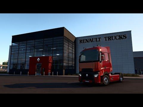 ETS2 - Renault Trucks T U0026 T High: Evolution - Shop Config