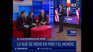 CN23 - El Central - Debate económico con Javier Milei, Manuel Adorni y Gustavo Lazzari
