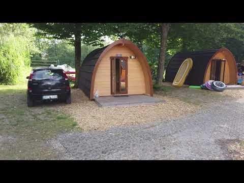 (Film nr. 240) Azur Camping Altmühltal (Kipfenberg)