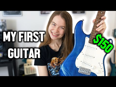 Revisiting My First Guitar (Only $150!)