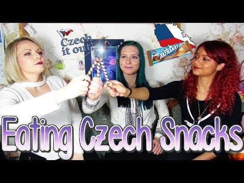 [Tasting] Czech Snacks | Otome no Timing