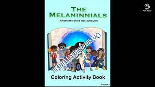 The Melaninnials Adventures we're going on an adventure come on !