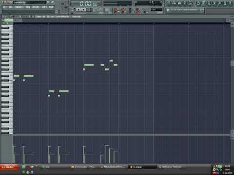 Fl Studio D. B. S. Production - Remake Teen Of Crunk