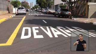 Vereadores em Ação - José Carlos Porsani - Sinalização Trânsito