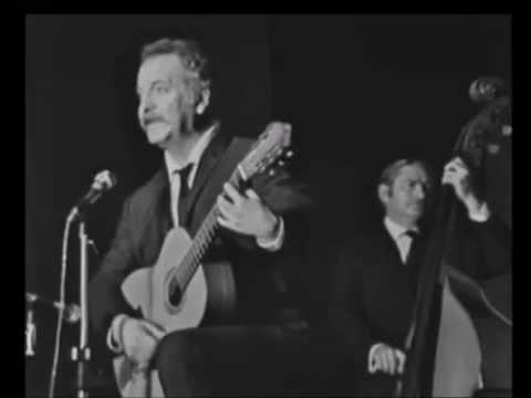 Georges Brassens - Les Quat'z'arts (live à Bobino, 1969)