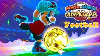 Mario & Sonic at the Tokyo 2020 Olympic Games Football Mario, Luigi, Sonic, Shadow