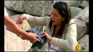 وثائقي قصة عمال المنجم في تشيلي