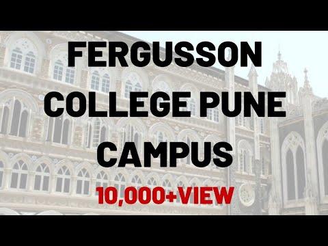 Fergusson College Pune Campus