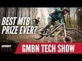 The Best Mountain Bike Prize Ever + Tech Stocking Fillers   GMBN Tech Show Ep. 49