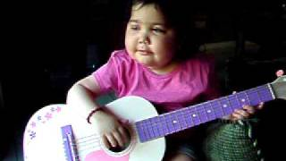 "Katia playing ""Come on Back to Me"" Part 2"