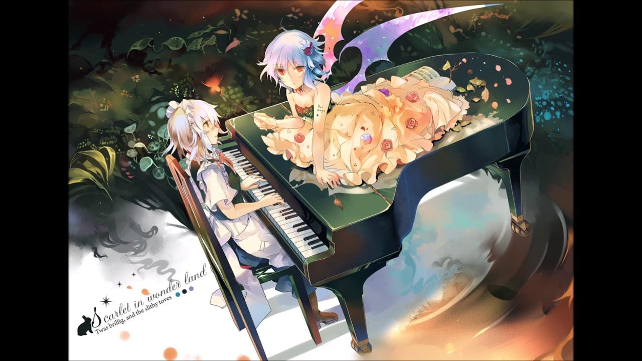 【東方メドレー】Touhou Piano Arrange Medley The Best【作業用BGM】